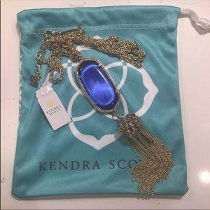 Kendra Scott Cobalt Blue Rayne